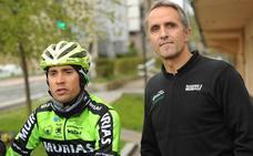 El Euskadi-Murias recibe «con una satisfacción enorme» su invitación a la Vuelta a España