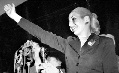 Cien años del nacimiento de Evita Perón, la todavía 'Jefa espiritual' de Argentina