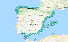 Las 25 playas de España que han perdido la bandera azul en 2019