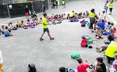 Ermua abre el plazo para las colonias municipales de verano