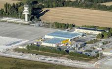 Una firma de alquiler de aviones se interesa por instalar una base y operar en Foronda
