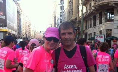 Running terapeútico contra el cáncer