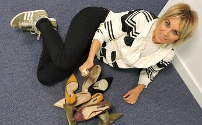 El armario de... Ana Urrutia: «Mi estilo es muy diferente al de la tele»