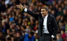 Valverde, en el alambre