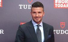 Beckham, seis meses sin carné de conducir por hablar por teléfono al volante