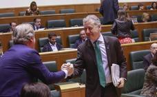Bildu, Podemos y PP vuelven a unirse tras criticar la «inacción» del Gobierno