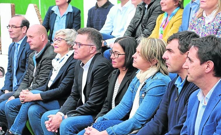 PNV getxotarra aprieta la agenda de campaña de Amaia Agirre