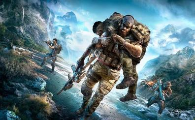 Ubisoft anuncia 'Tom Clancy's Ghost Recon Breakpoint'