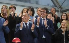 Urtaran propone convertir Vitoria en una «superciudad europea»