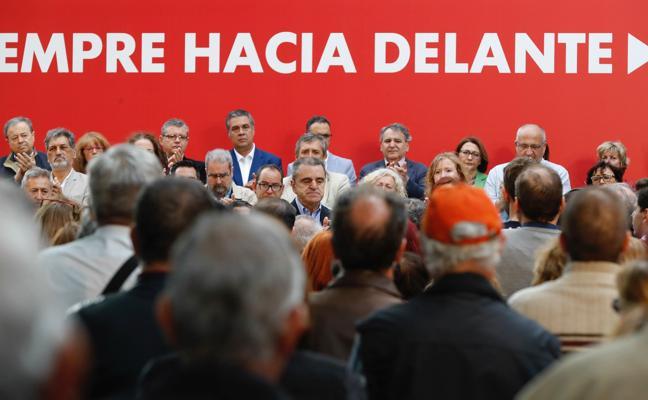 El PSOE suspende todos los actos de campaña