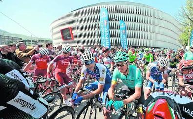 San Mamés acogerá la salida de una etapa de la próxima Vuelta a España