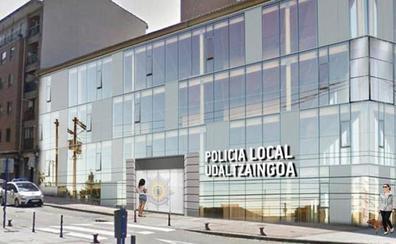 Retortillo anuncia una reforma integral de la comisaría de la Policía Local en Barakaldo