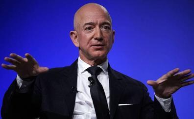 Jeff Bezos Amazonen zuzendariak ilargira joateko ibilgailu bat aurkeztu du