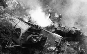 El malentendido que causó un choque de trenes en Carranza con cuatro muertos