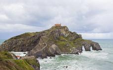 La Diputación restringe por obras el accesoa la ermita de Gaztelugatxe
