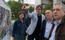 El PNV plantea crear un centro de innovación en los terrenos de tren en Vitoria