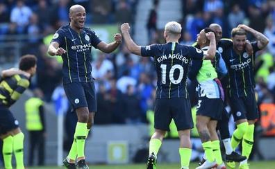 El Manchester City revalida su título en la Premier League