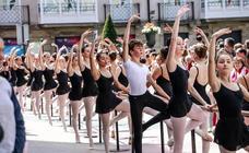 Vitoria celebra el día Internacional de la Danza