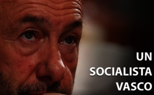 El homenaje del PSE a Rubalcaba, «un socialista vasco»