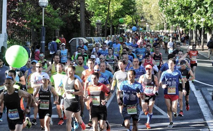 La Maratón Martín Fiz toma las calles