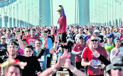 La obsesión de las 'Seis maratones'