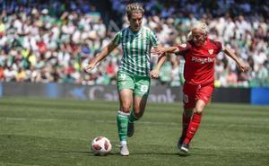 Priscila Borja: «Las futbolistas en España seguimos siendo amateurs»