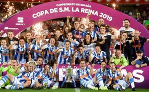 Sorpresa de la Real en una fiesta del fútbol femenino