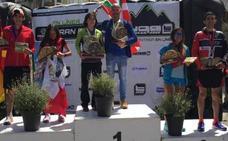La Euskal Selekzioa hace pleno en los Campeonatos de España de Trail, en Otañes