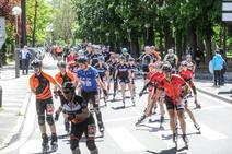 La Maratón Martín Fiz de patines