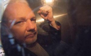 Suecia reactiva la demanda de extradición contra Assange por violación