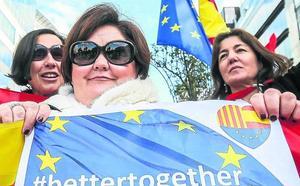 Unas candidaturas para Bruselas con la mirada puesta en casa
