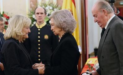 La viuda de Alfredo Pérez Rubalcaba agradece el «apoyo, respeto y afecto» recibidos