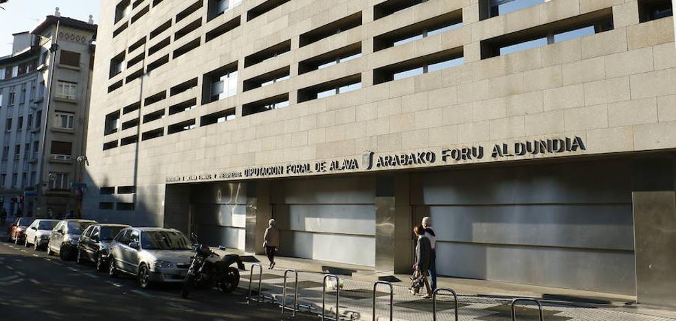 La recaudación fiscal crece en Álava un 6,2% en los cuatro primeros meses del año