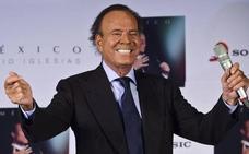 Un Grammy para Julio Iglesias