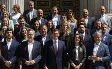 Rivera prepara su grupo en el Congreso para pelear a Casado el liderazgo de la oposición