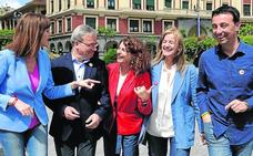 Una calle Rubalcaba para Bilbao