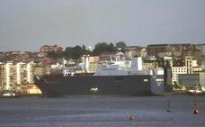 Atraca en España un barco saudí al que una ONG impidió que cargara armas en Francia