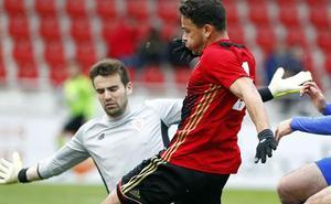 El ex del Bilbao Athletic Unai Etxebarria vuelve al mercado
