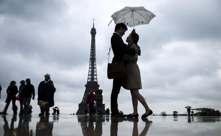 La Torre Eifel, el faro de París