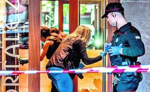 Fallece Pilar, la mujer agredida el domingo en un atraco en su portal de Vitoria