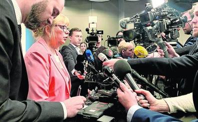 Suecia pide la entrega de Assange