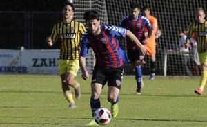«Hemos conseguido el segundo objetivo de la temporada», celebra Lambea
