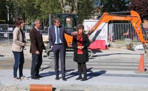 Urtaran promete invertir cien millones de euros en los barrios