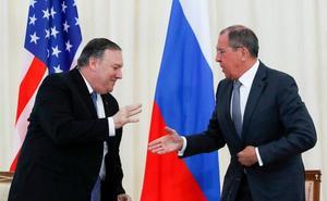 Rusia y EE UU muestran su disposición al acercamiento pero constatan grandes divergencias