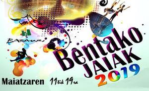 Programa de fiestas Bentako Jaiak 2019 Basauri