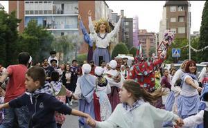 Programa de fiestas de Lamiako 2019 en Leioa: San Máximo Jaiak