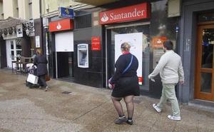 El Santander anuncia un ERE para suprimir 3.700 empleos y cerrar 1.150 oficinas