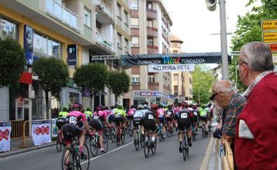 Fallece la mujer arrollada en la carrera ciclista de Amurrio