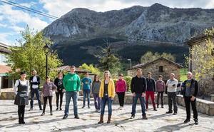 EH Bildu unirá Axpe y Arrazola con un camino peatonal