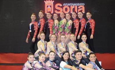 Biribildu vuelve del Campeonato de España con siete medallas